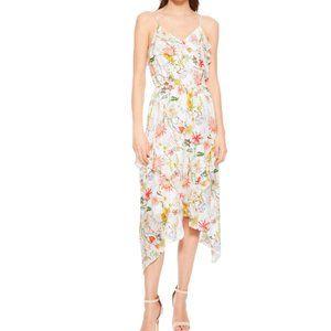 Parker NY Silk Floral Vanna Dress
